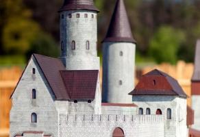 Park Miniatur Świętokrzyskich 'Świętokrzysko' rabat