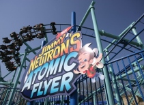 Jimmy Neutron's Atomic Flyer
