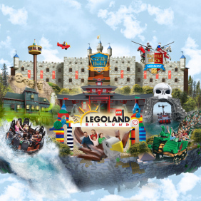Bilet do LEGOLAND® Billund (Dania) 2 dni