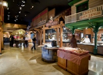 Chuck Wagon Cafe<br />Źródło: Disneyland Paris