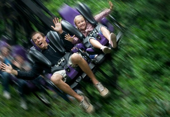 Bilet do Chessington World of Adventures 1 dzień