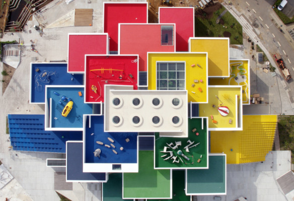 Bilet do LEGO® House