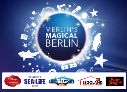 Bilety Merlin's Magic Berlin