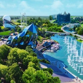 Bilet do Futuroscope 2 dni